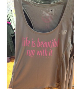 life is beautiful run with it