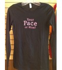 Your Pace Or Mine long sleeve