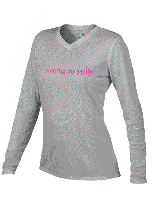 Chasing my Sanity Long Sleeve Shirts